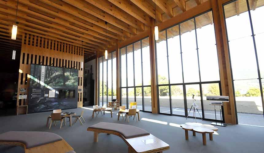 日本東紀州「熊野古道 伊勢路」三重縣立熊野古道中心