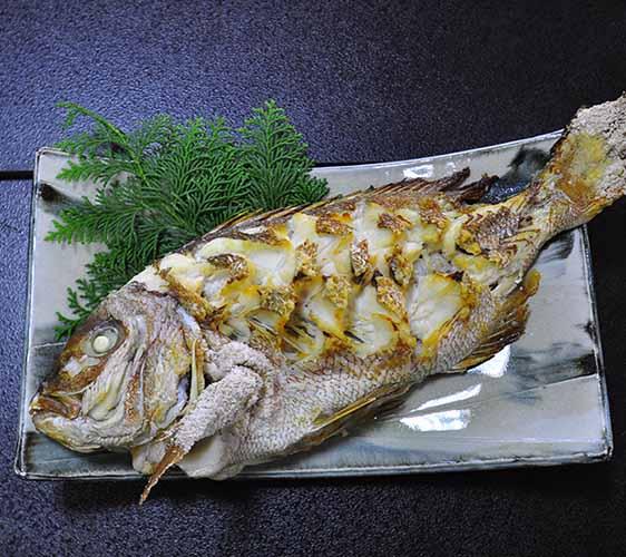 熊野的海鮮魚貨