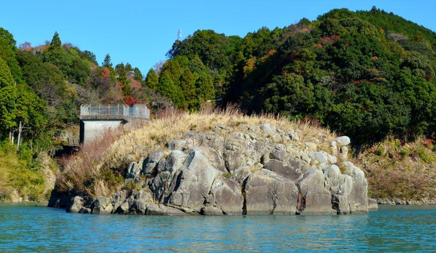 日本東紀州「三重熊野」世界遺產巡禮御船島