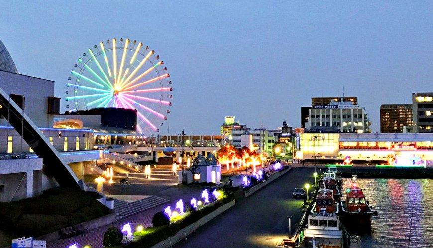 日本自由行名古屋港一日遊約會行程推薦景點