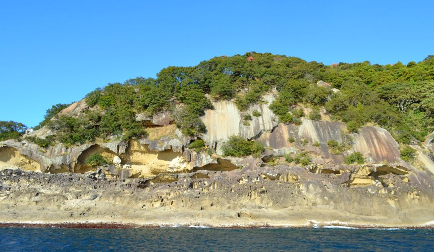 東紀州「三重熊野」鬼之城全貌