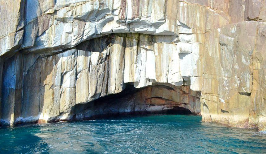 東紀州「三重熊野」鬼之城青之洞窟