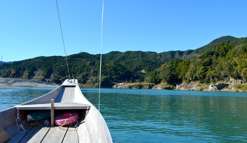 日本東紀州「三重熊野」世界遺產巡禮熊野川