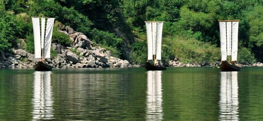 熊野川三反帆