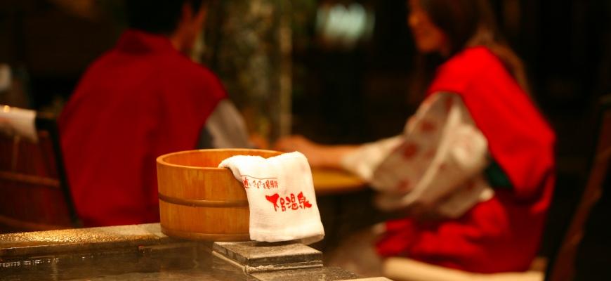 日本三大名湯下呂溫泉