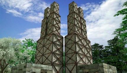 伊豆半岛首度申遗成功的韭山反射炉