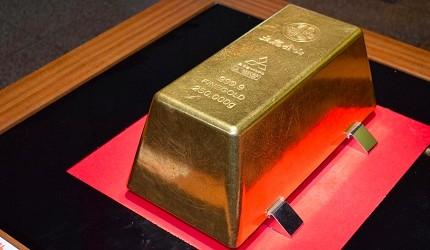 世界上最重的金块在伊豆土肥