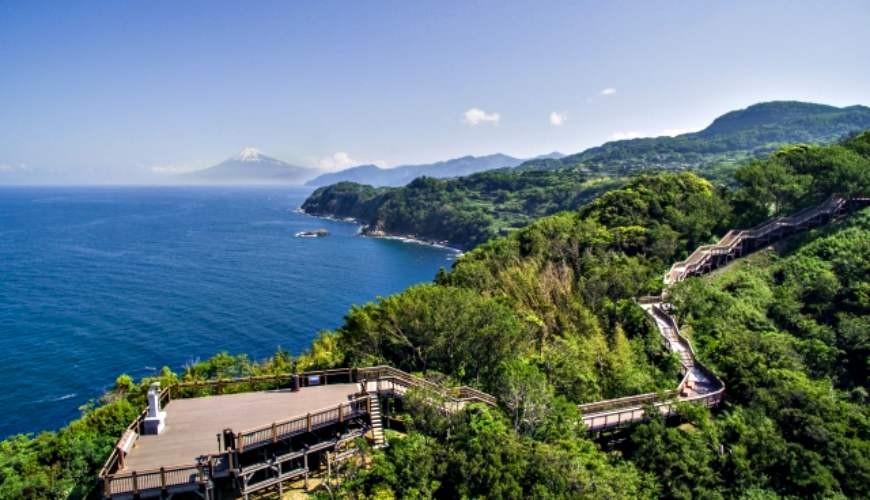 温泉、海景、河津樱!静冈县「伊豆半岛」必访超美景点总整理