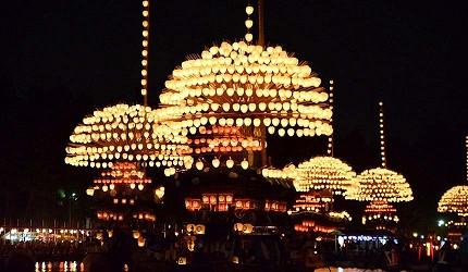 名古屋景點推薦津島市天王祭