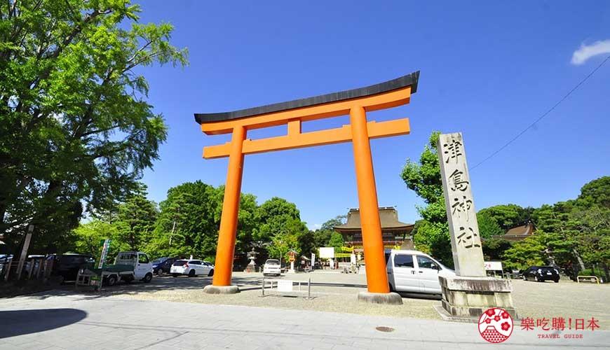 名古屋周邊景點推薦!到「津島市」入手大師級手繪朱印、品嚐初戀般的甜酒布丁