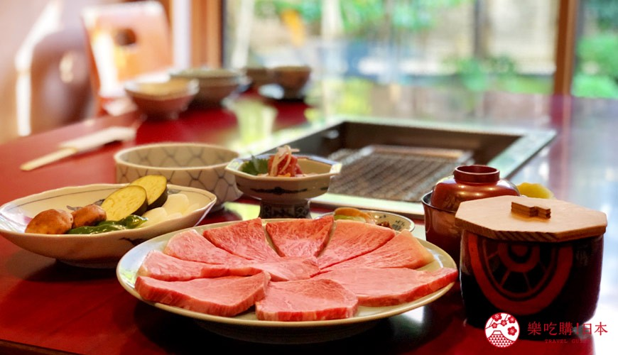 日本三重顶级松阪和牛烧肉、寿喜烧推荐「肉料理まつむら」松阪牛网烧菲力与夏多布里昂