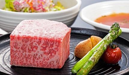 日本名古屋三井OUTLET美食松阪牛