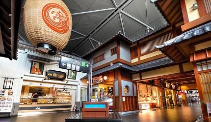 中部国际机场蓝天城美食