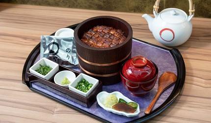 名古屋美食MARUYA本店鳗鱼饭