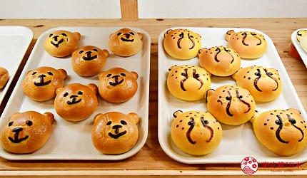 静冈景点亲子游推荐富士野生动物园的手工面包