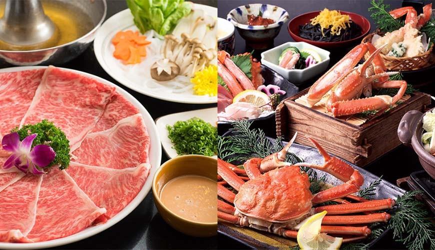 名古屋車站必吃美食推薦:「割烹 宮坂」大吃和牛、松葉蟹涮涮鍋!