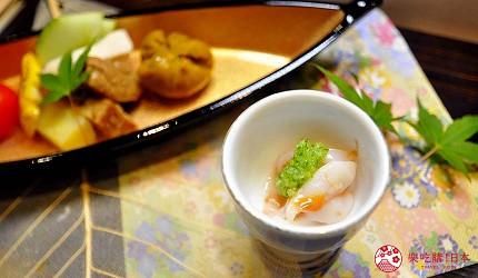 名古屋车站必吃江户前寿司名店「鮨 さわ田」的餐点