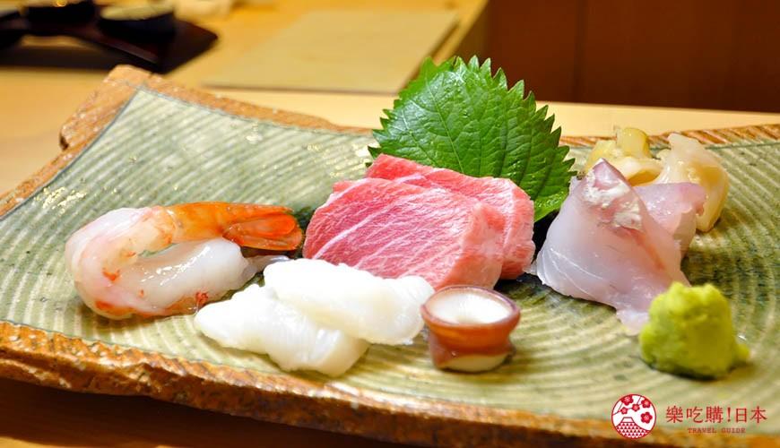 名古屋车站必吃江户前寿司名店「鮨 さわ田」!海胆、黑鲔鱼…16,000日元吃顶级套餐