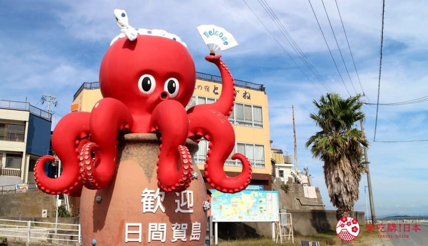 名古屋近郊小島一日遊!到章魚島「日間賀島」獨佔海景、章魚美食