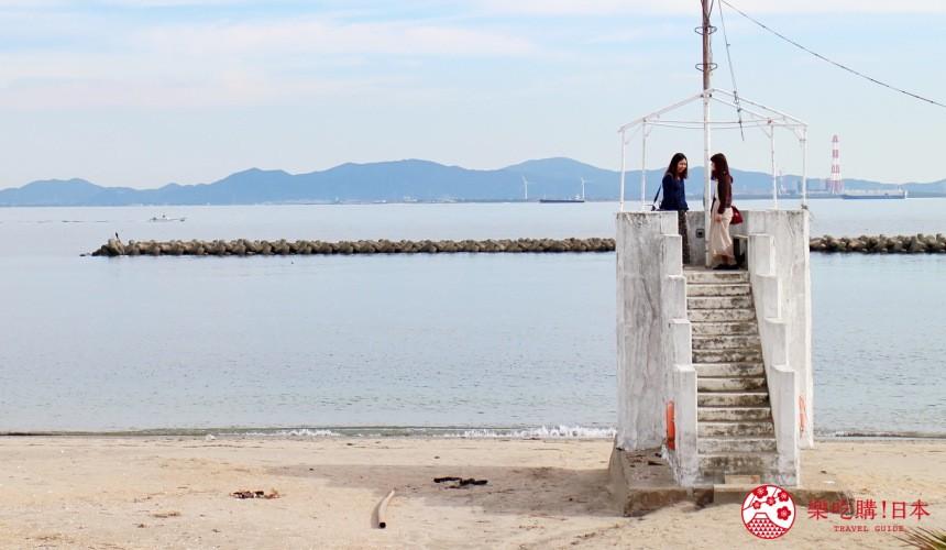名古屋景點推薦離島章魚島日間賀島景點