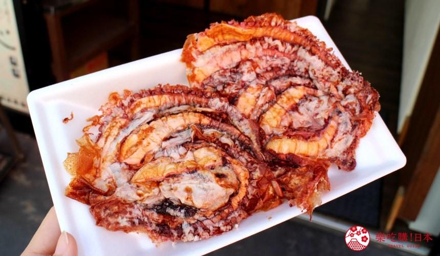 名古屋景點推薦離島章魚島日間賀島美食章魚料理鈴円本舗