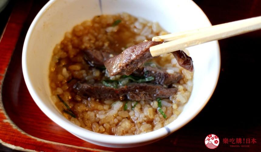日本中部名古屋自驾租车美食飞驒牛盖饭
