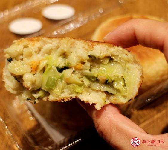 日本中部名古屋自驾租车美食蔬菜煎饼おやき