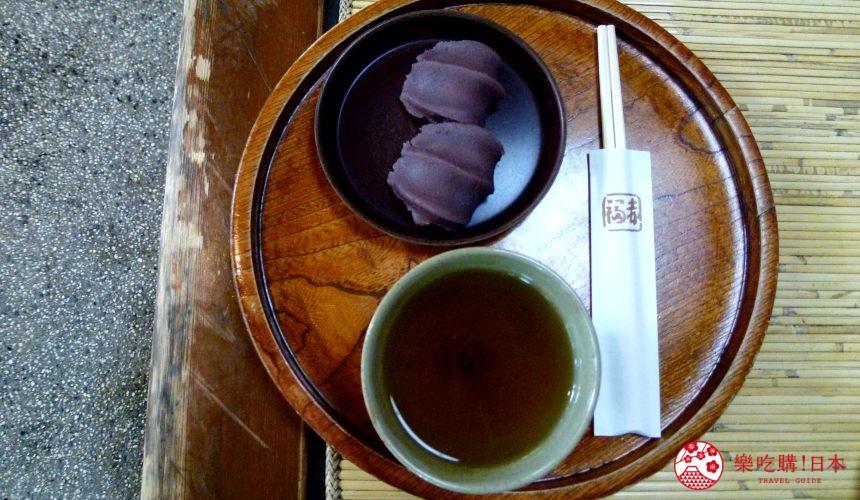 日本中部名古屋自驾租车推荐美食赤福