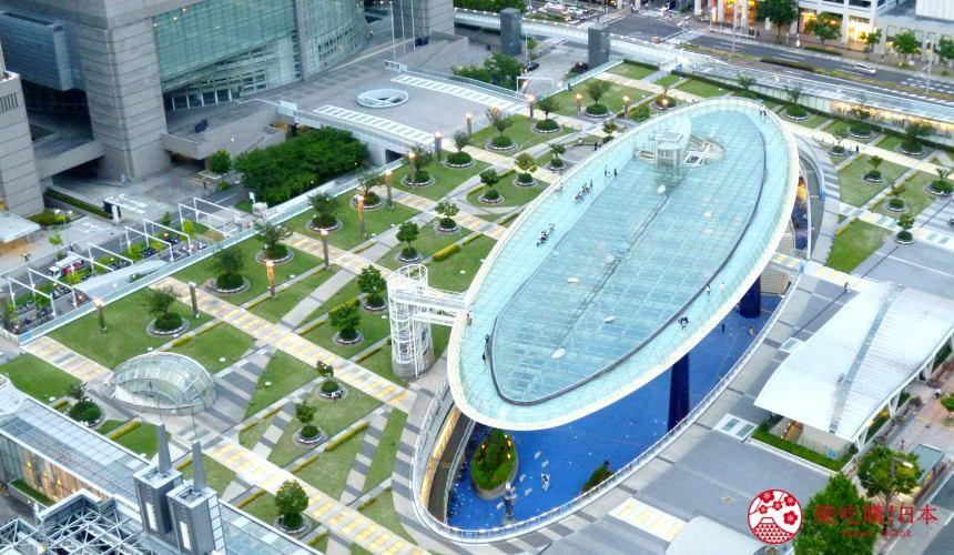 昇龙道巴士周游券景点推荐名古屋景点购物商城Oasis21