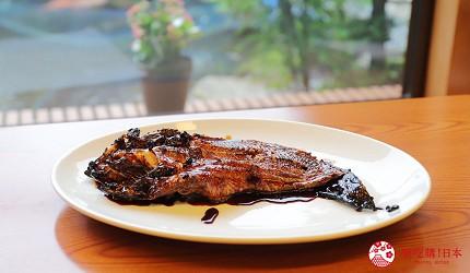 名古屋附近的推薦玩半日的西美濃文青小鎮大垣蒲燒鯰魚