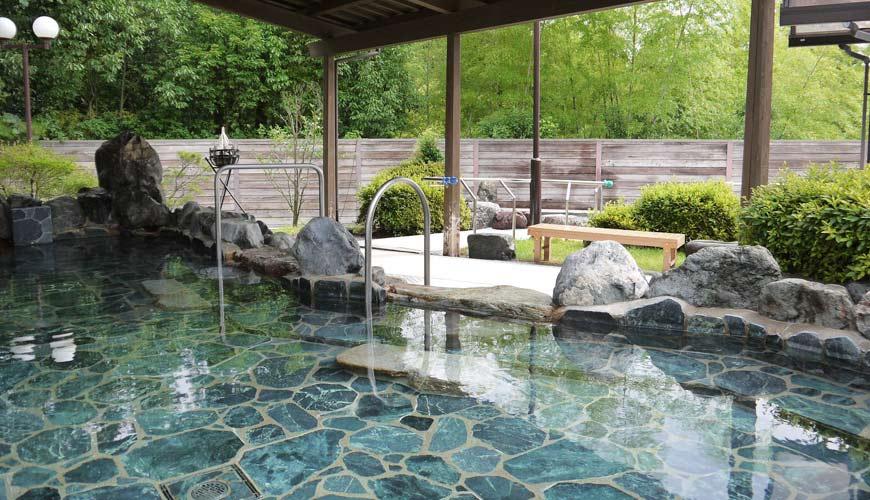 名古屋附近的推薦玩半日的西美濃文青小鎮大垣池田溫泉新館