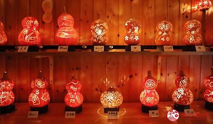 名古屋附近的推薦玩半日的西美濃文青小鎮大垣的葫蘆燈籠