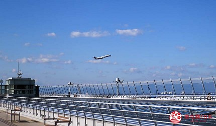 虎航台北高雄直飛超划算機票可以到的名古屋機場的瞭望台